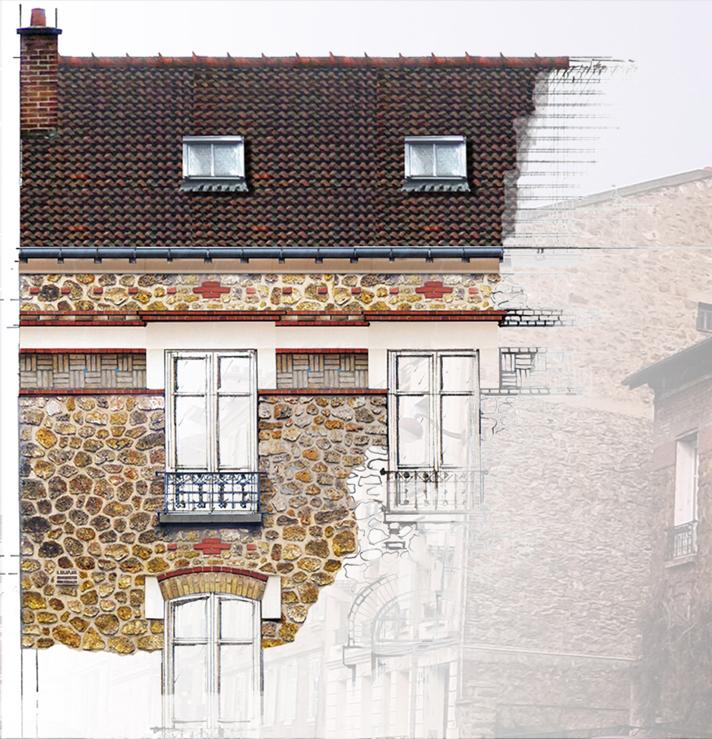 Surelevation_maison-habitation_Versailles_Sebastien-Desroches_Architecte